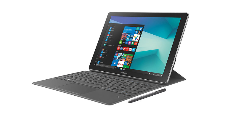 Tablette Samsung Galaxy Book 12 - Avec Windows